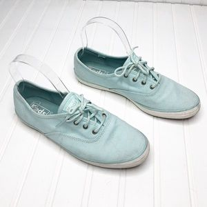 Keds   Classic Blue Sneakers